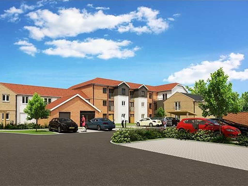 Scalby Road Extra Care